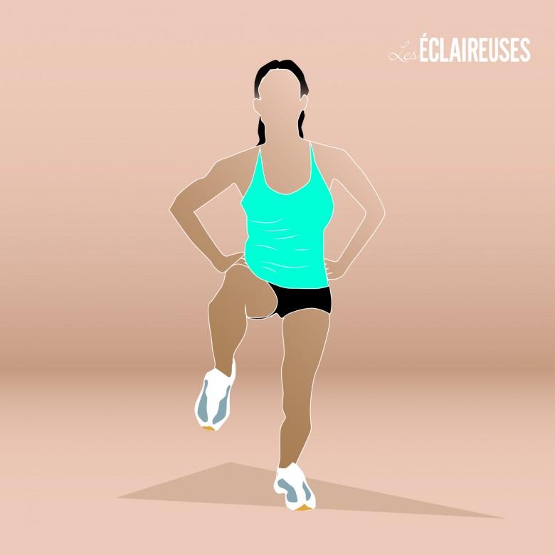 5 super exercices pour un renforcement musculaire des hanches express