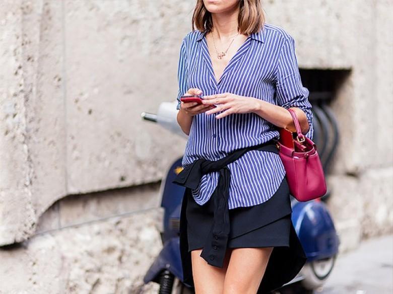 Photo : Athens Street Style
