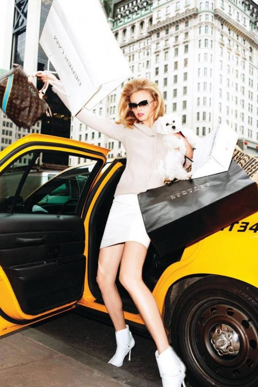 photo : Harpers Bazaar