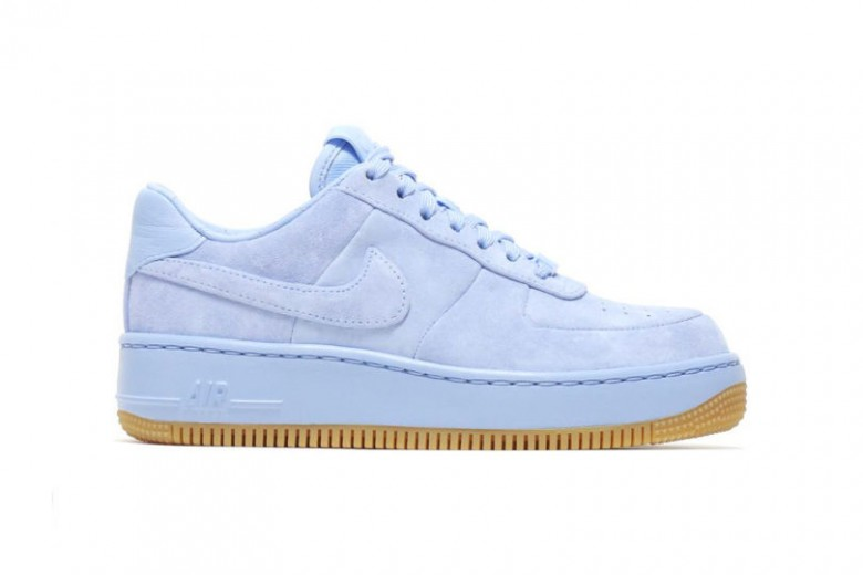 air force 1 semelle bleu