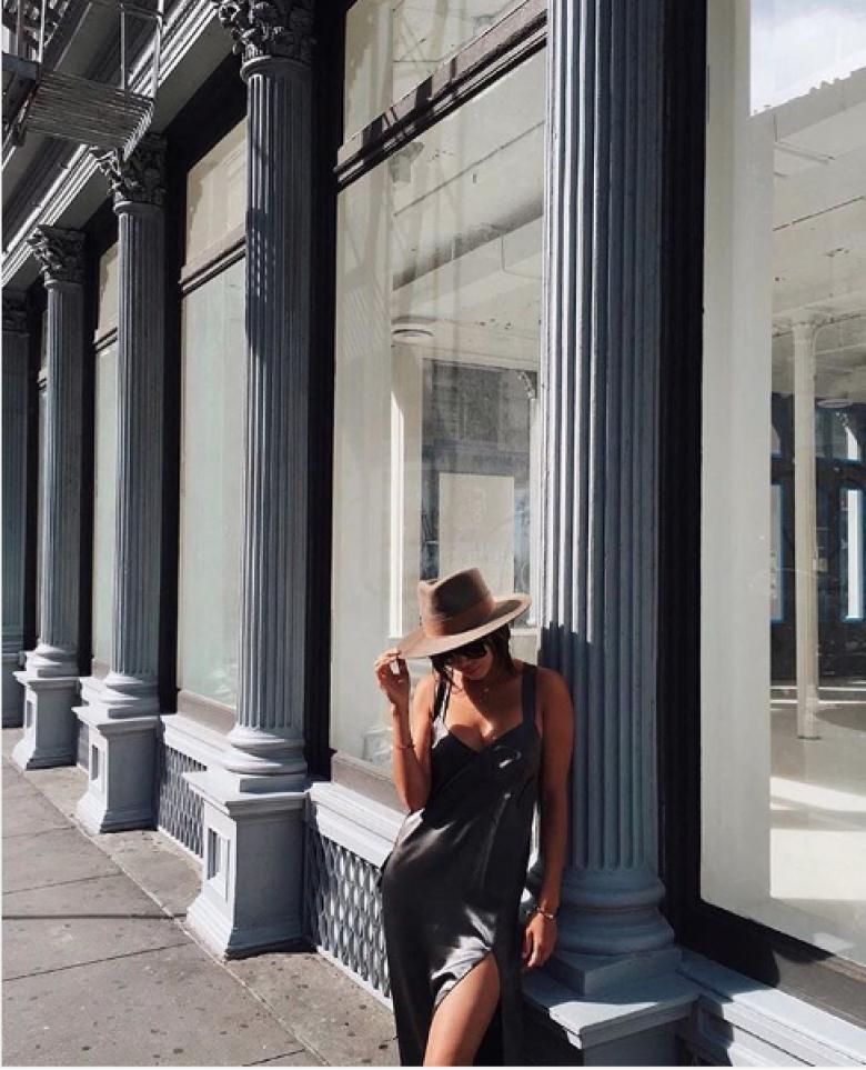 Photo : Instagram @michellemason