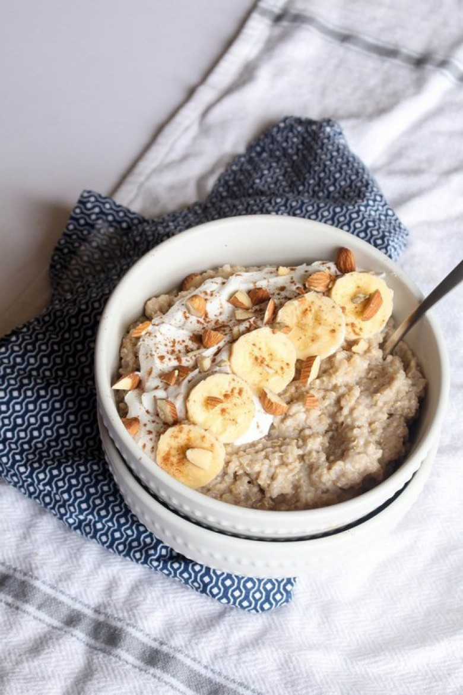 Is mcdonalds porridge healthy