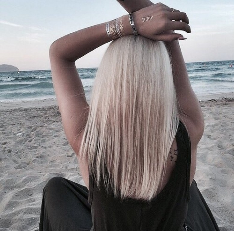 Coupe Cheveux Long Lisse Degrade | Coiffures Cheveux Longs