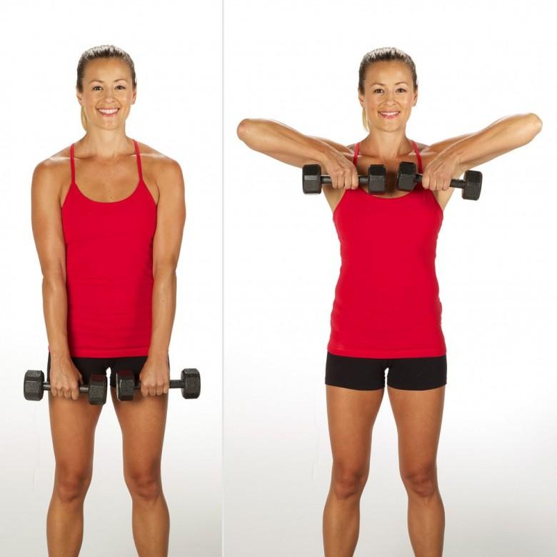 Les 10 meilleurs exercices pour affiner ses bras