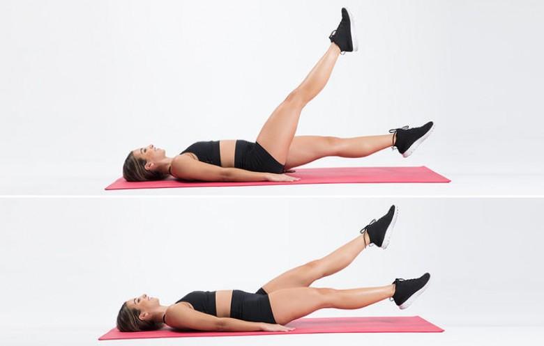 Travaillez vos abdominaux avec ces 6 exercices intenses mais efficaces !