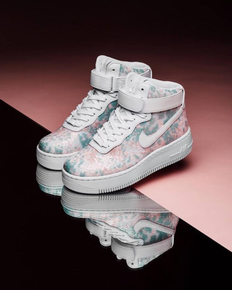 Unicorn fever ! Nike dévoile une nouvelle d'Air Force 1 version ...