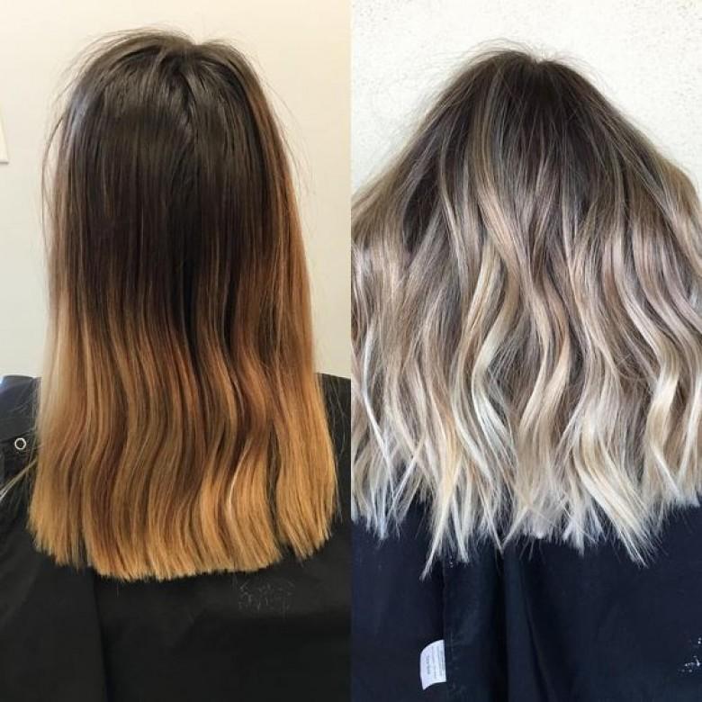 Flambant neuf ALERTE : Tous les Ombre Hair les plus tendances de la saison  NW52