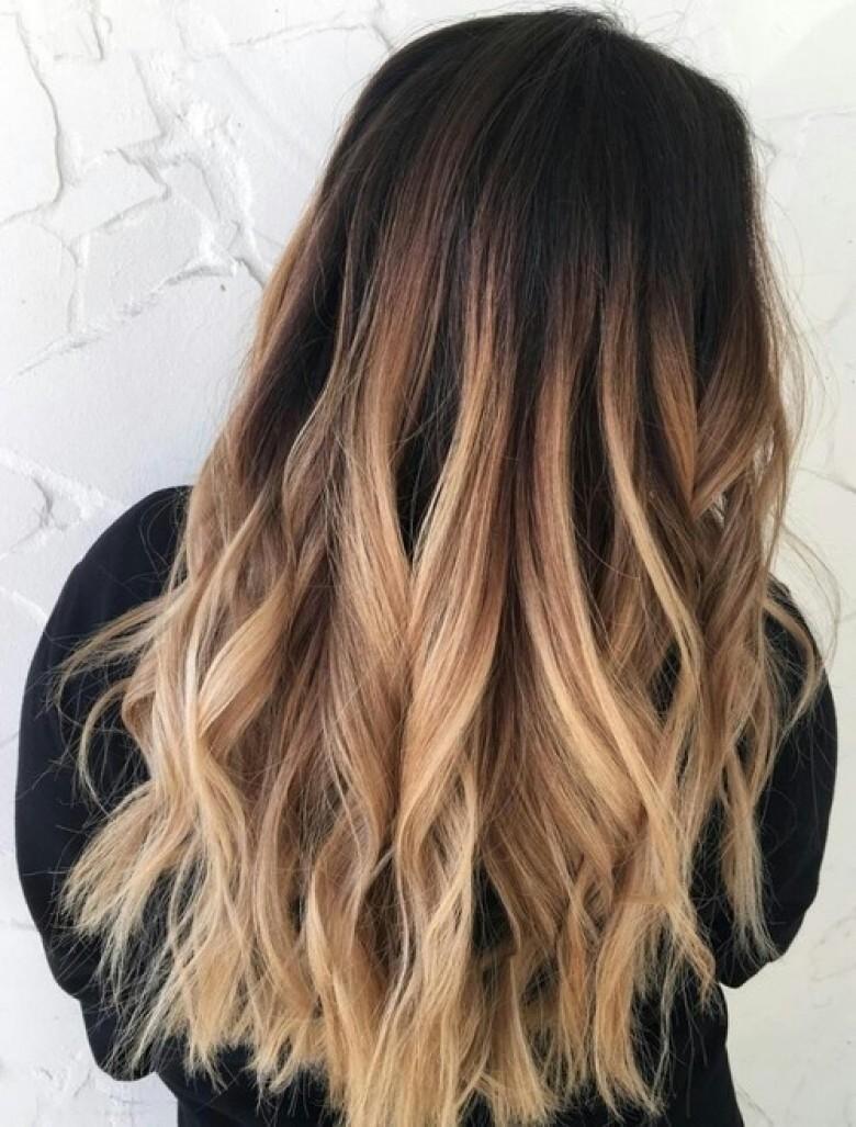 Haut ALERTE : Tous les Ombre Hair les plus tendances de la saison  YX75