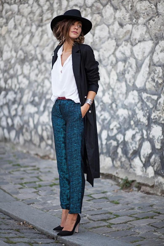 40 pantalons aussi stylés que pratiques pour changer du jean !