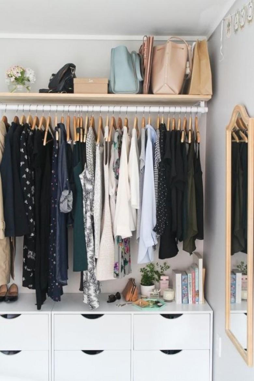 Pour Accrocher Les Vetements 15 super astuces pour un dressing à rendre jalouse carrie
