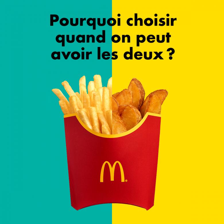 Source : McDonald's France