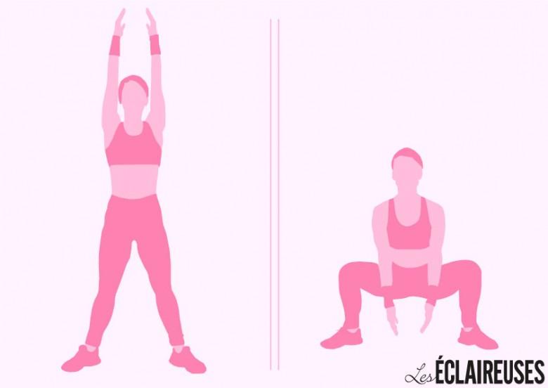 12 Exercices Pour Affiner Vos Cuisses Et Remonter Vos Fesses
