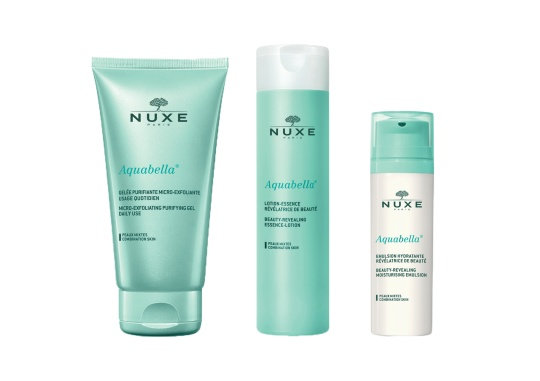 Aquabella®, l'hydratation sur-mesure des peaux mixtes