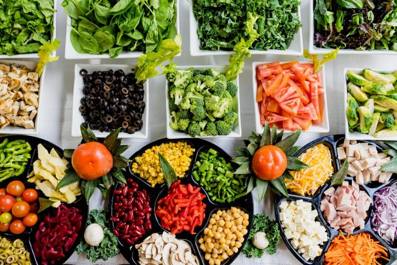 Alimentation légumes