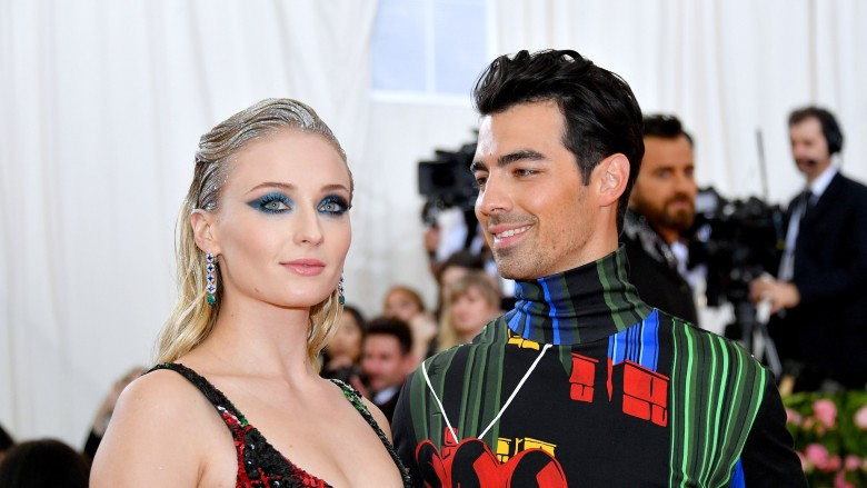 Joe Jonas et Sophie Turner - Getty Image