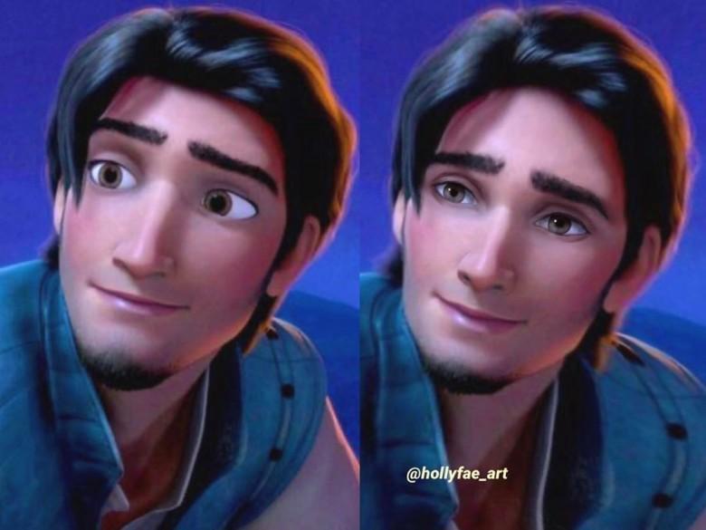 Princesses Disney : des visages plus réalistes  Princesses Disney : des visages plus réalistes Princesses Disney : des visages plus réalistes Princesses Disney : des visages plus réalistes