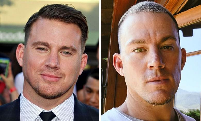 Célébrités qui se sont déjà rasées les cheveux