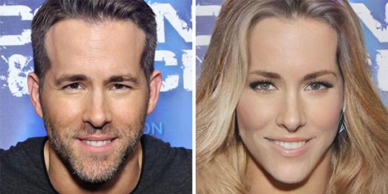 20 célébrités si elles étaient nées du sexe opposé !