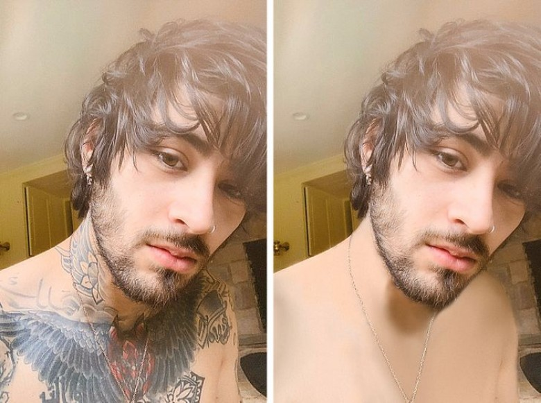 Source Photo : zayn / Instagram
