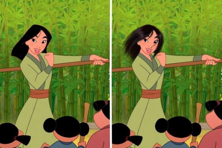 Source Photo : Mulan / Disney