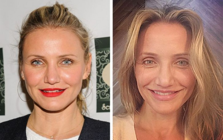Source Photo : Christopher Smith / Invision / AP / East News - camerondiaz / Instagram