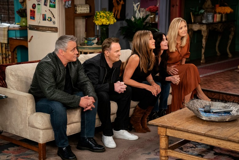 Friends Reunion Special - Terence Patrick