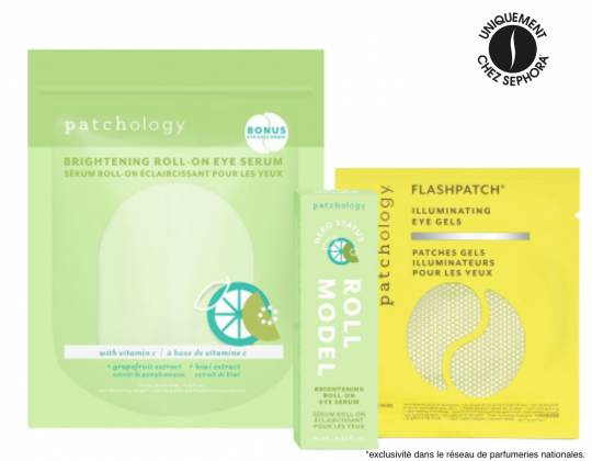 Brightening Roll-on Eye Serum Kit
