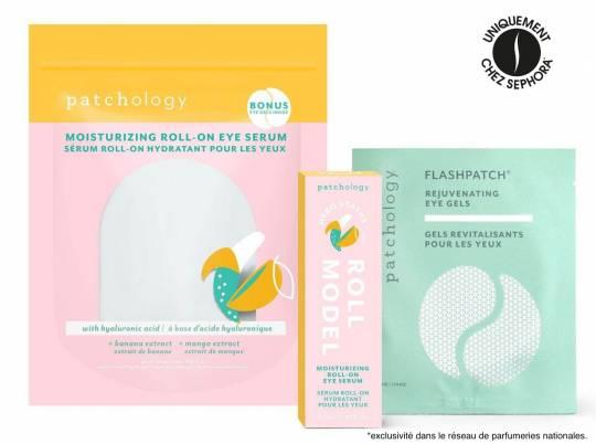 Moisturizing Roll-On Eye Serum Kit
