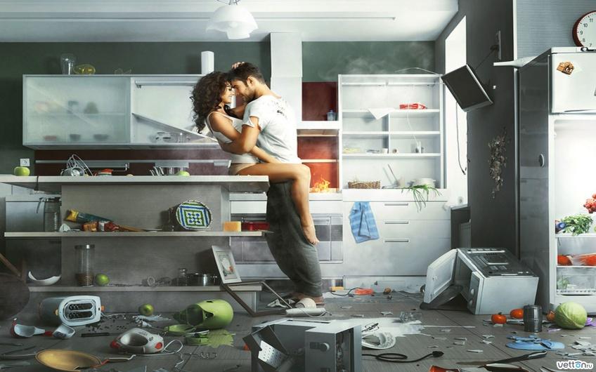 La rupture : homme VS femme
