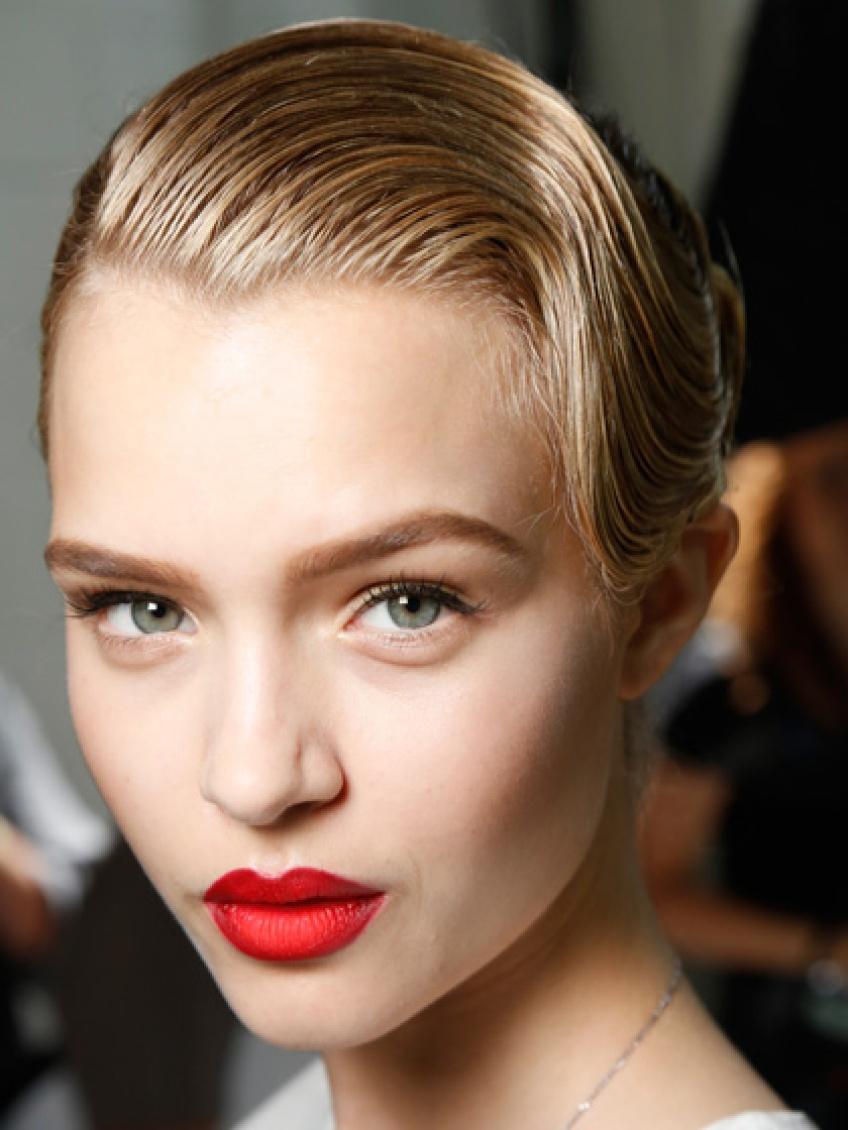 La tendance wet hair: mode d'emploi