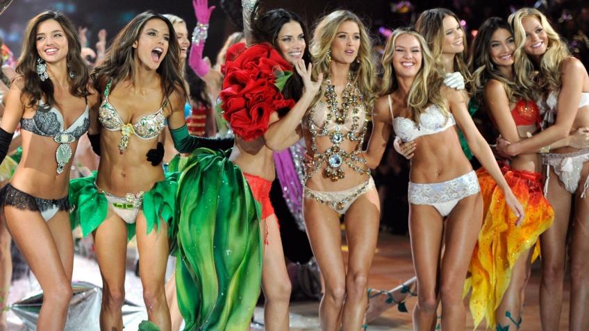 #Exclu : Les photos du Victoria's secret fashion show 2015