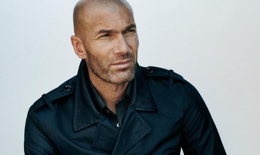 Carton plein pour Zidane For Mango Man