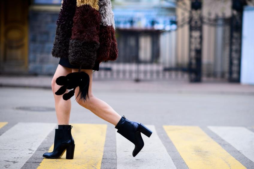 Mardi #Shoesday : L'ankle boot, la bottine phare de l'automne