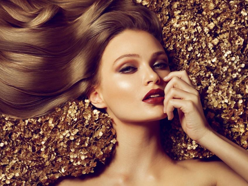 Le Gold-Leaf Hair : mettez de l'or dans vos cheveux