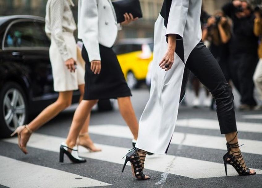 Mardi #Shoesday : Lacez vos pieds !