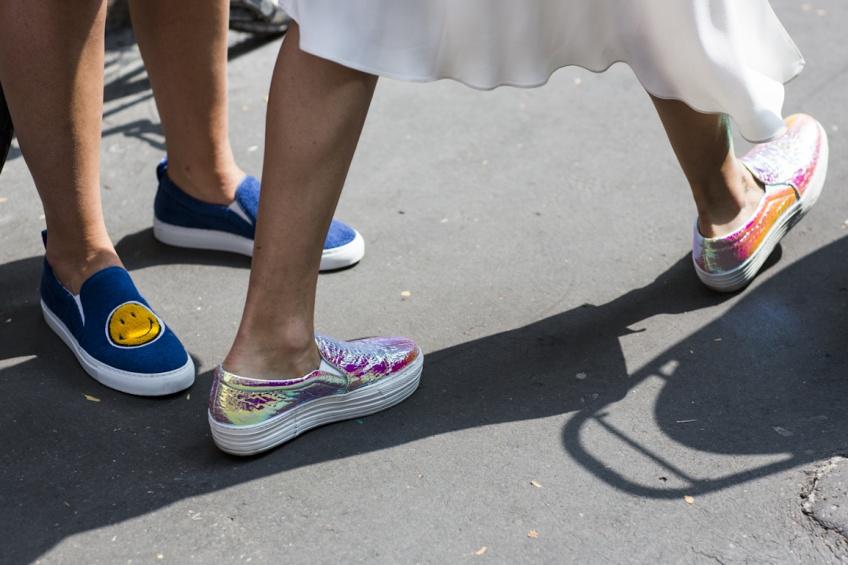 Mardi #Shoesday : Des slip on ornementées ultra-stylées