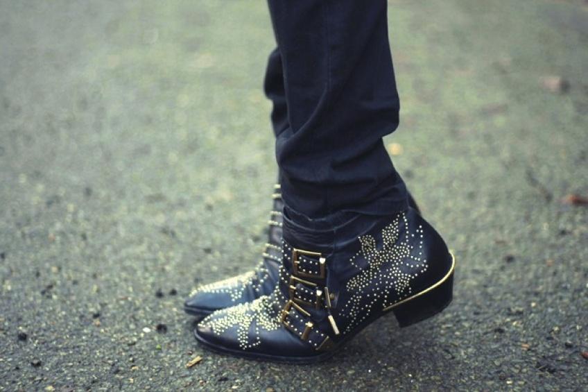 SOLDES : 20 paires de boots hyper-stylées