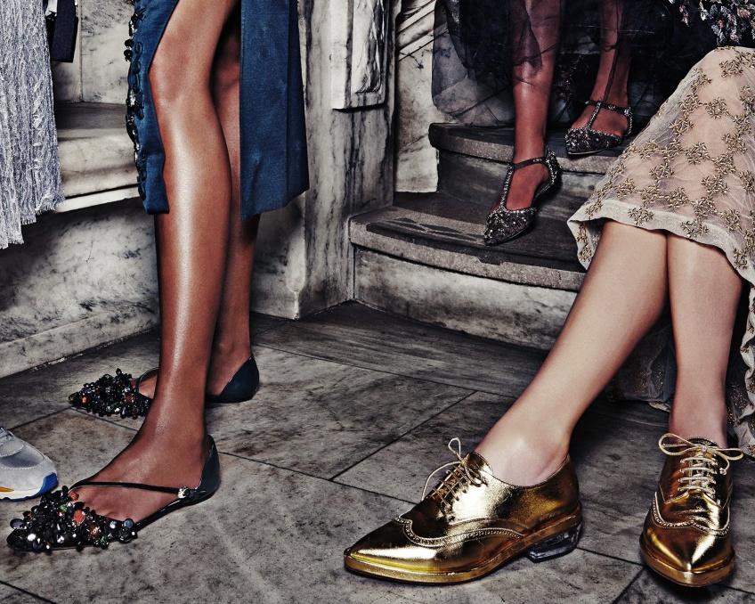 Mardi #Shoesday : 25 paires de chaussures plates soldées