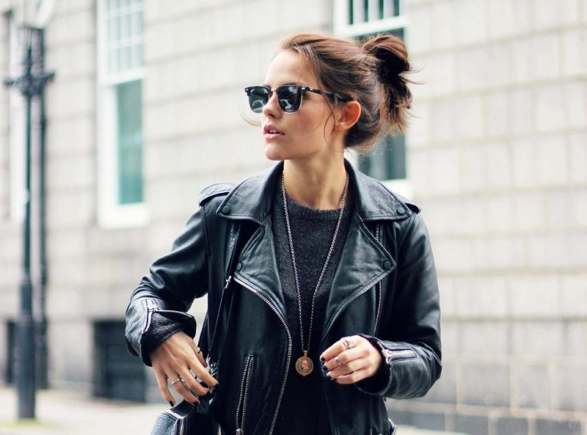 15 choses que les femmes qui portent toujours du noir comprennent