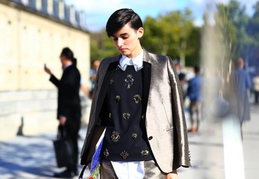 5 façons ulra-lookées de combiner chemise et pull
