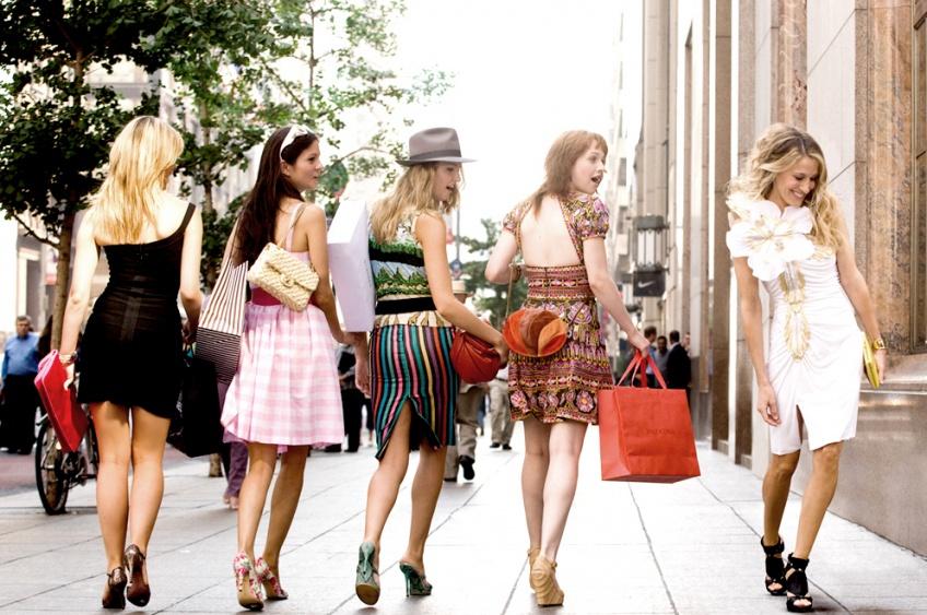 15 signes qui prouvent que vous êtes la Carrie Bradshaw de votre bande de copines