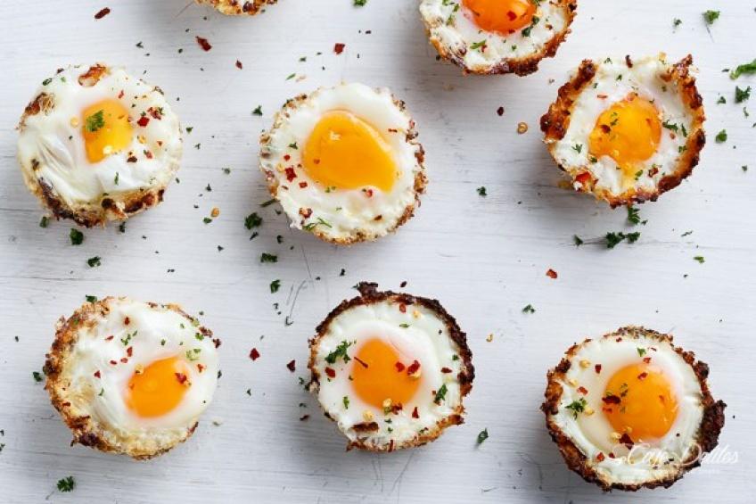 5 recettes absolument délicieuses à base d'oeufs