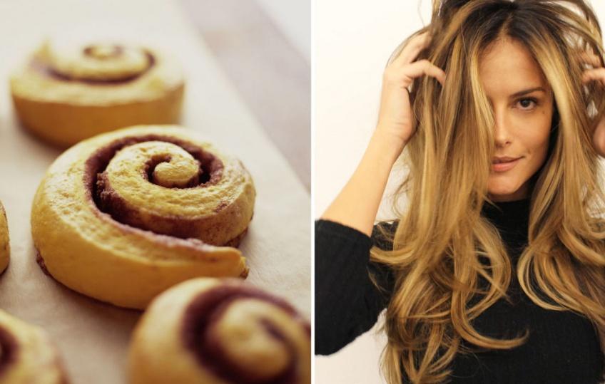 Le Cinnamon Swirls Hair : la dernière coloration ultra-tendance