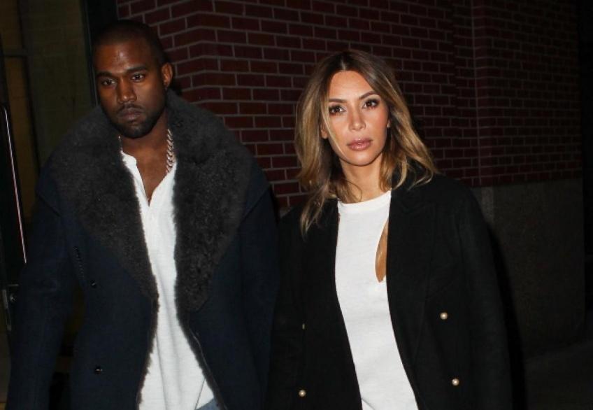#ALERTE : Kim Kardashian dévoile ENFIN le visage de Saint West !