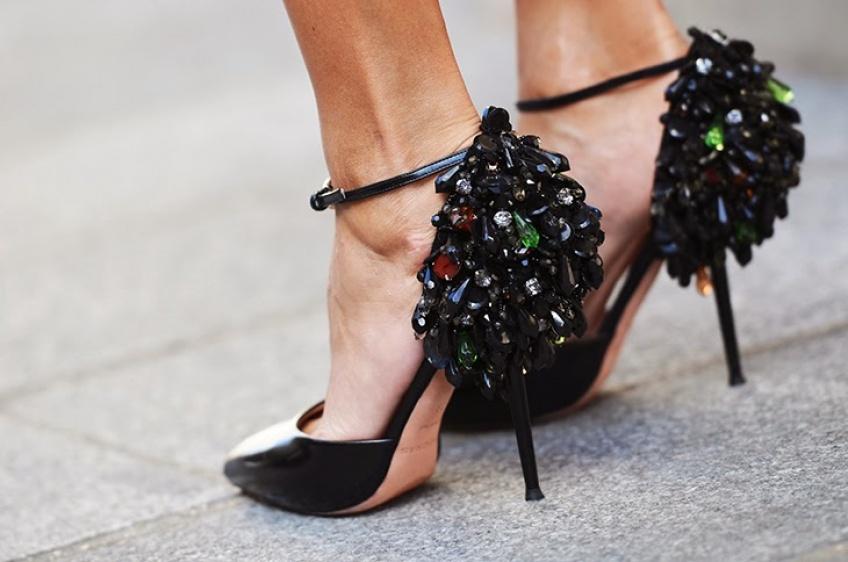 Mardi #Shoesday : De superbes talons pour sortir en soirée !