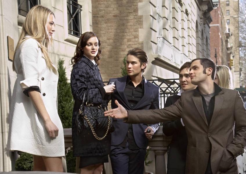 10 signes qui prouvent que vous avez toujours voulu être à la place de Gossip Girl