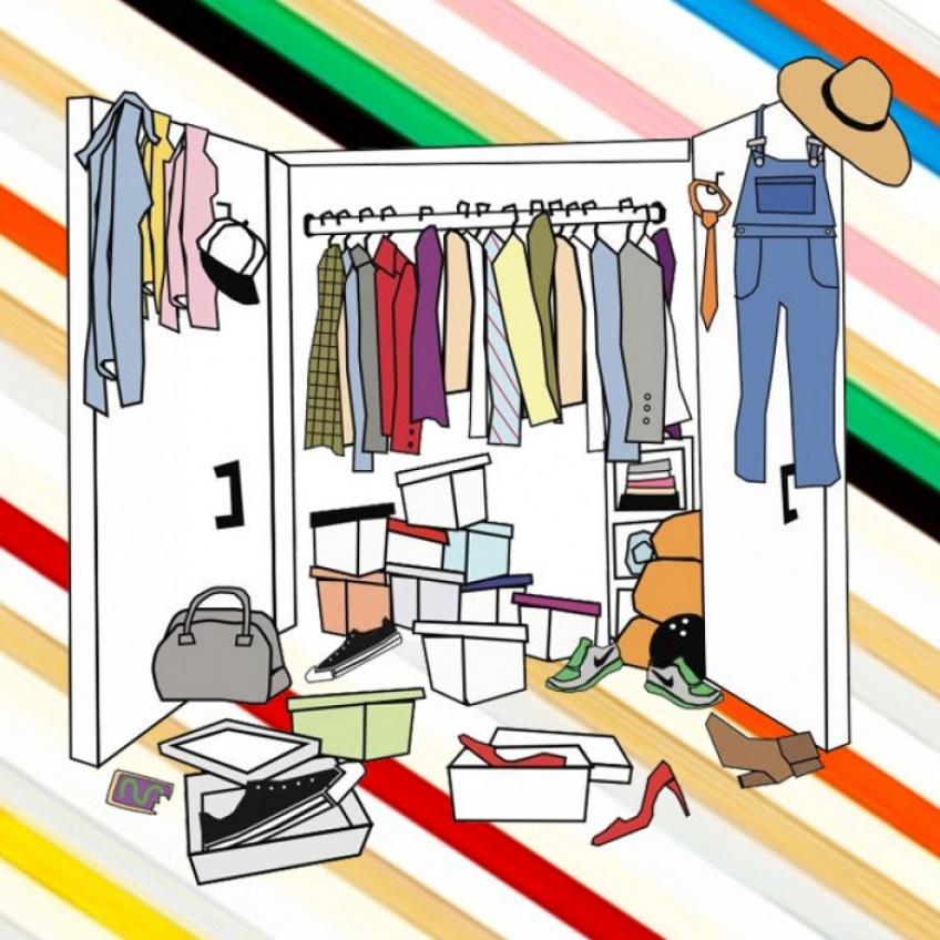 Instant découverte #32 : Secrets de commode, objectif garde-robe illimitée !