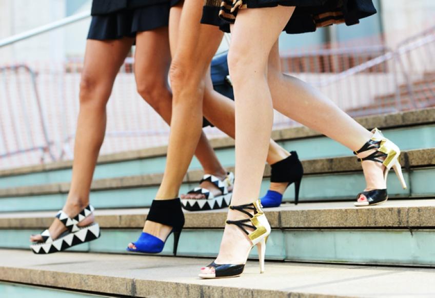 Mardi #Shoesday : Des boots open toe pour vous sublimer