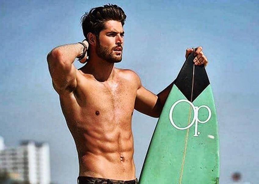 #Hotdudes : Surfez sur la vague... de chaleur