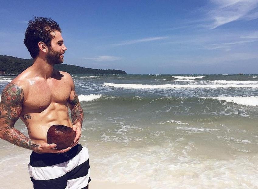 #Hotdudes : la plage ne vous aura jamais autant manquée